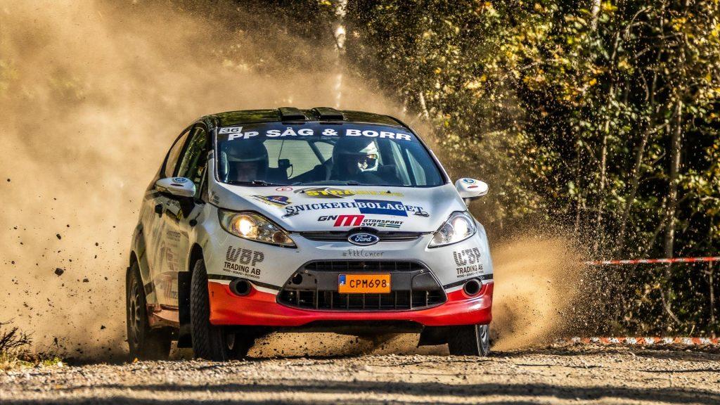 SM Rally Bilmetro i Sandviken 2020-09-18--19