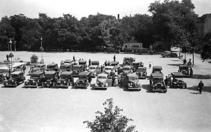 trelleborgs motorklubb 1927
